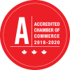 Accredited Chamber of Commerce 2018-2020