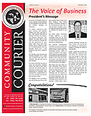 Communication Courier - December 2012