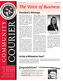 Communication Courier - January 2013