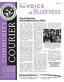 Communication Courier - March 2014