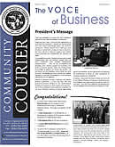 Communication Courier - Feb 2015