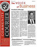 Communication Courier - Feb 2016