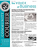 Communication Courier - November 2018